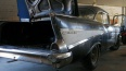 1957 Chevrolet Bel Air: Se hva som dukket opp p lven!