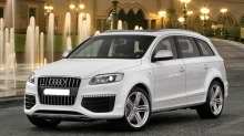 Audi Q7: Monster-SUV har tapt seg halvannen million
