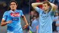 Napoli bekrefter:  Forhandler med City om Cavani