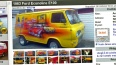 Ford Econoline: Snakk om Grease-tff bil!