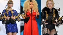 Kvinnene eide nattens «Billboard Awards»