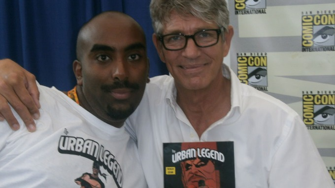 In the U.S.: Norwegian Josef Yohannes introduces its comic actor for Eric Roberts.