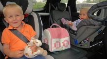 Test Kia Carens 1,7 CRDI: Et kupp for barnefamiliene