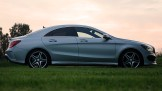 Mercedes-Benz CLA:
