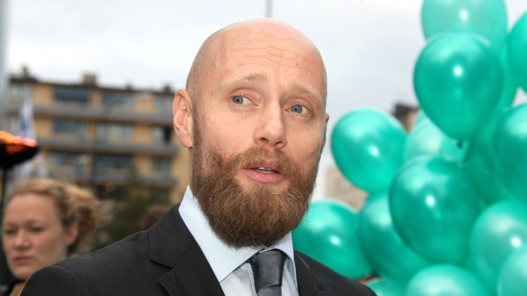 HET I HOLLYWOOD: Aksel Hennie.