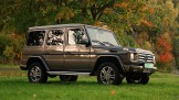 Test Mercedes G-klasse: