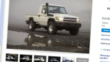 Toyota Land Cruiser Pick up: Denne er unik – og ustoppelig