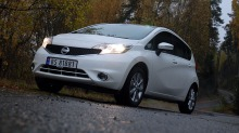 Nissan Note 2014: