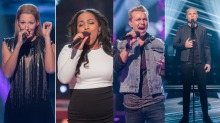 Seerfavoritt røk ut av The Voice