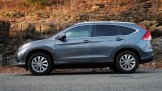 Test: Honda CR-V 1,6: