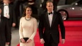 Kate og William fikk dødsbudskap under Mandela-premiere