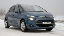 Test Citroen C4 Picasso: