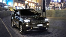 Jeep Grand Cherokee: Blir ny – og tøffere