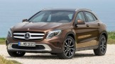 TEST Mercedes GLA