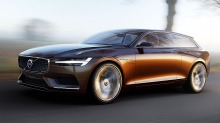 Volvo Concept Estate: