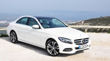 Test Mercedes C-klasse 2014
